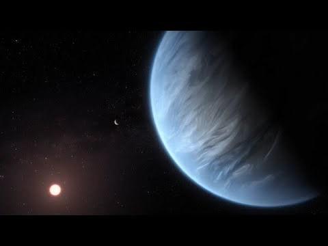 Imaginea articolului PREMIERĂ ISTORICĂ: Cercetătorii au descoperit apă pe o planetă ce ar putea susţine viaţa | VIDEO