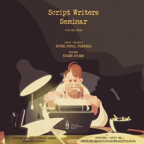 Imaginea articolului Workshop de scenaristică, cu profesorul Roger Hyams, organizat de regizorul Cristina Jacob
