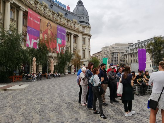 Imaginea articolului Art Safari 2019. Cea de-a şasea ediţie a evenimentului dedicat artei din România a numărat 38.000 de vizitatori