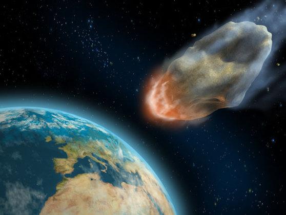 """Imaginea articolului Un asteroid va trece pe lângă Terra în noaptea de miercuri spre joi. NASA l-a descris ca """"potenţial periculos"""""""