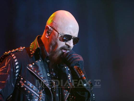 Imaginea articolului Judas Priest revine în Bucureşti, pentru un concert programat pe 21 iulie 2020