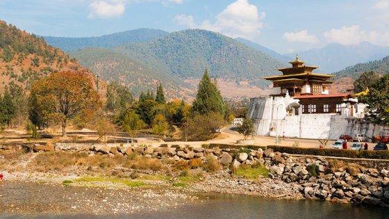 Imaginea articolului Idei de vacanţe. Bhutan, Maroc şi Marea Britanie, pe lista celor mai bune destinaţii turistice pentru 2020