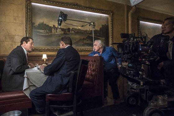 """Imaginea articolului Martin Scorsese imploră publicul să nu se uite """"de pe telefonul mobil"""" la filmul """"The Irishman"""""""