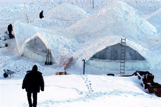 Imaginea articolului Motivul pentru care nu poate fi construit Hotelul de Gheaţă de la Bâlea Lac