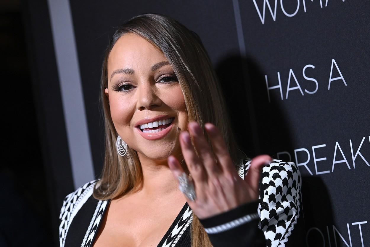 Mariah Carey, inclusă în Songwriters Hall of Fame anul acesta