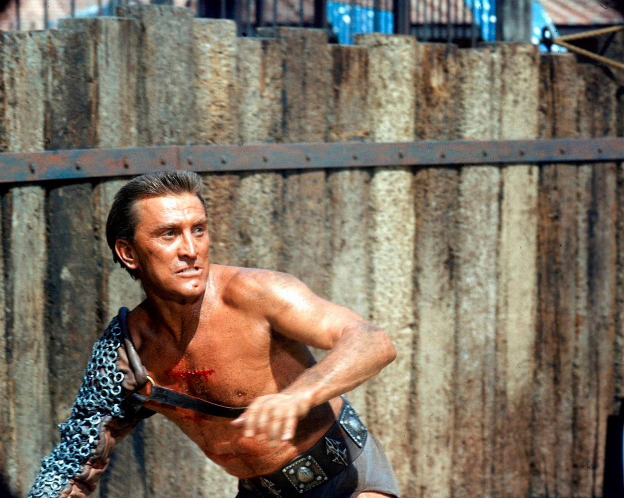 Legendarul actor Kirk Douglas a murit