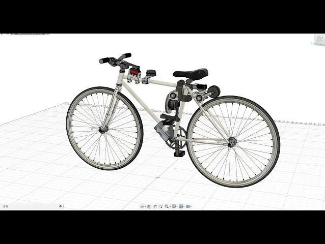 """Bicicleta smart a fost inventată. Aceasta """"îşi ţine"""" echilibrul singură VIDEO"""