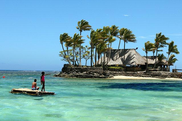 Evadaţii din pandemie care au aterizat în paradis. Larry Page, cofondator Google, ar fi cumpărat o insulă din Fiji EpicNews