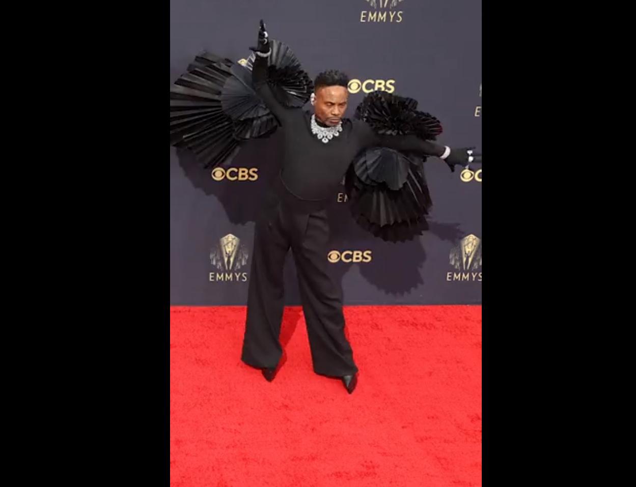 Premiile Emmy 2021. Un actor a purtat bijuterii de un milion de dolari la gală
