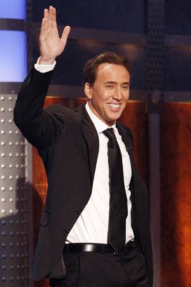 Nicolas Cage va juca într-un nou thriller, regizat de Roger Donaldson (Imagine: MediafaxFoto/AFP)