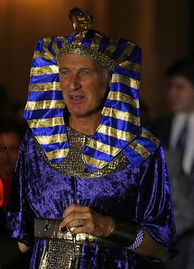 Balul Halloween al Ovidiu Rom - 2008