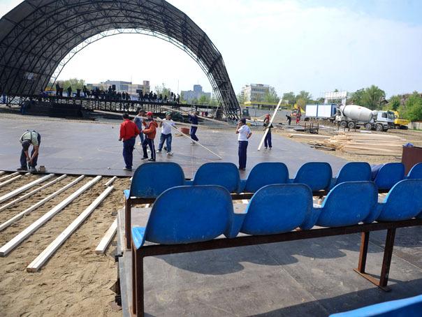 Zone Arena, deschisă în Bucureşti, cu o investiţie iniţială de 1 milion de euro