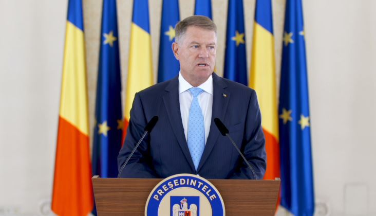 President Decorates Romanian Diplomat Killed in Afghanistan