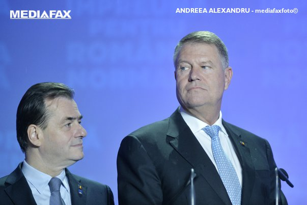 Imaginea articolului Klaus Iohannis: Ludovic Orban has submitted his mandate this evening