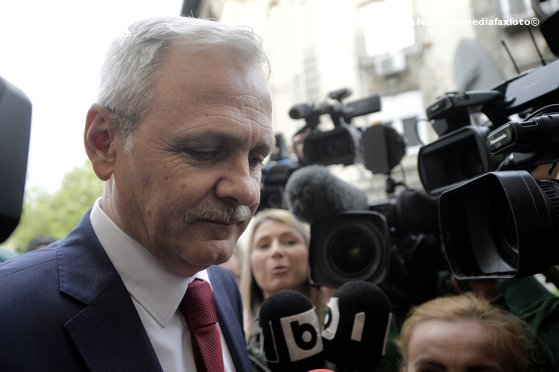 Imaginea articolului Liviu Dragnea was injured while working at the prison workshop and has undergone surgery