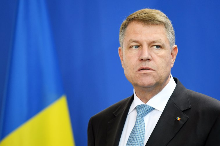 Imaginea articolului President Klaus Iohannis' message for Romanians: We are in a full war
