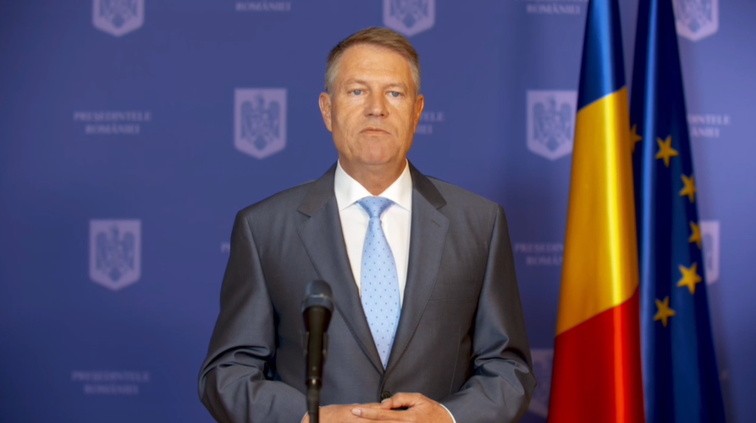 Imaginea articolului Iohannis: The state of emergency will not be prolonged. From May 15, alert state