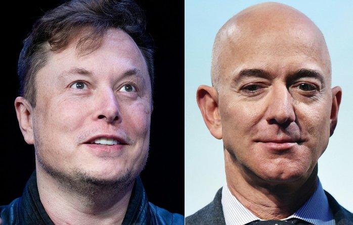 Jeff Bezos redevine cel mai bogat om din lume: Averea lui Elon Musk a scăzut cu peste 15 miliarde de dolari într-o singură zi pe fondul incertitudinilor legate de Bitcoin