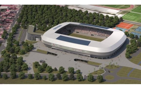 Oradea va avea un complex sportiv cu stadion, hotel şi piaţetă de peste 83 mil. euro