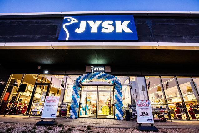JYSK deschide magazin la Piteşti şi ajunge la o reţea de 101 de unităţi în România