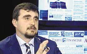 ZF 20 de ani. Sorin Pâslaru, redactor-şef ZF: PIB-ul fără ţară, după 20 de ani