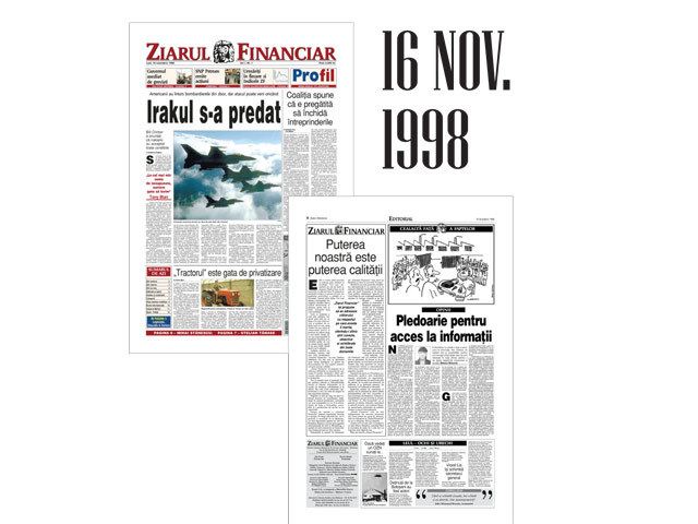 ZF 20 de ani. O scurtă istorie a ZF