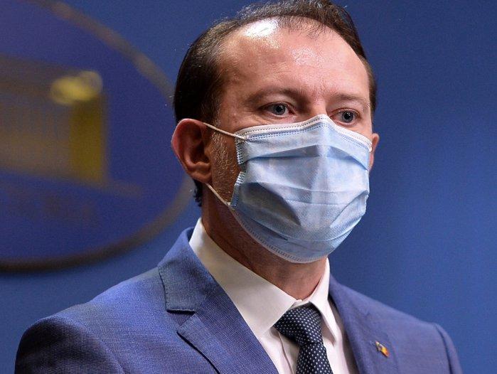 Premierul Florin Cîţu felicită BNR pentru decizia de a reduce rata dobânzii de referinţă de la 1,5 % la 1,25 %