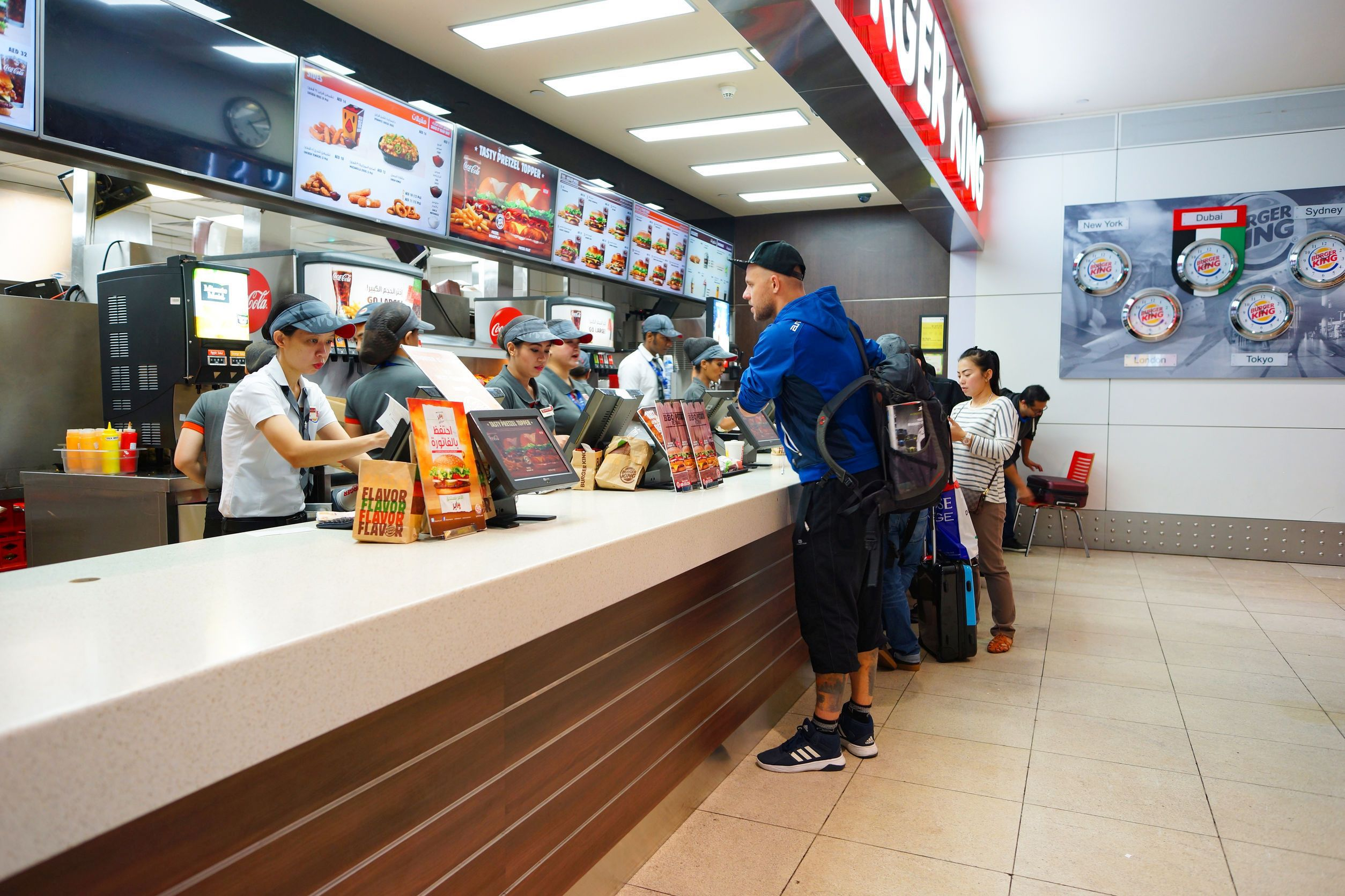 Patru branduri străine îşi încearcă din nou norocul în România încurajate de creşterea consumului. Burger King, cel mai nou nume pe listă