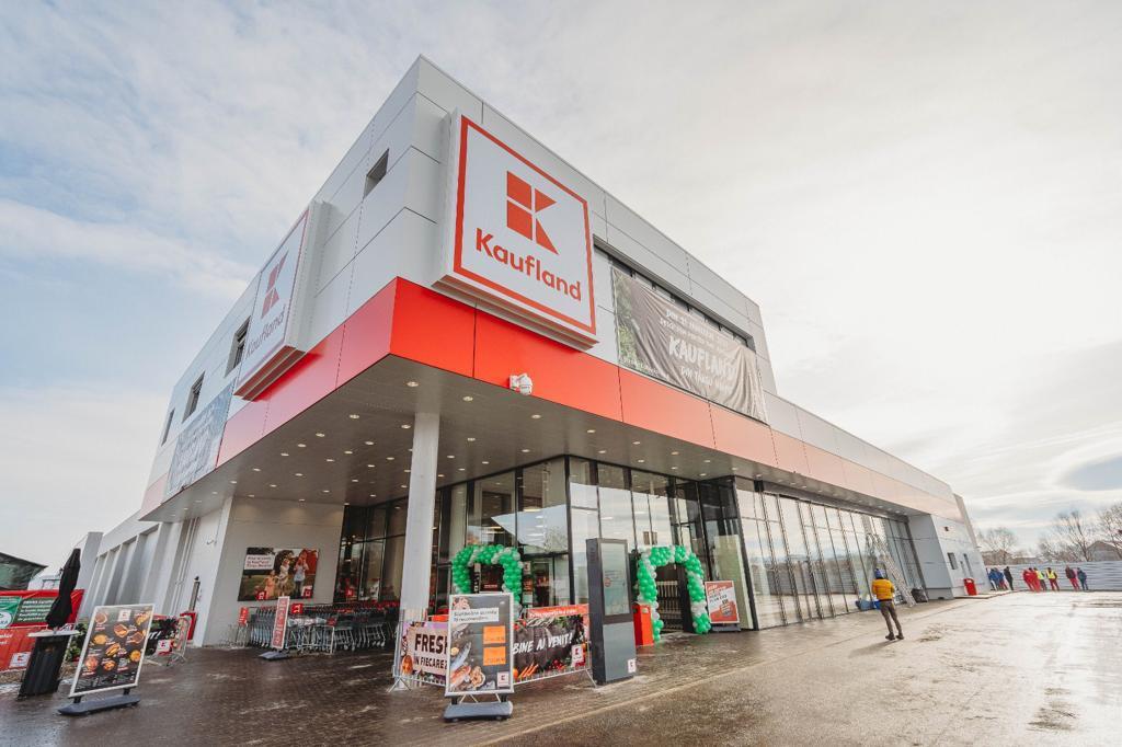 Retailerii şi hipermarketurile iau la ţintă oraşele mici: Kaufland pregăteşte un nou magazin la Turnu Măgurele