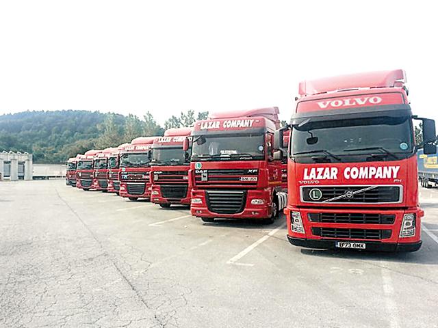 Internaţional Lazăr Company - Creşterea continuă şi în 2014