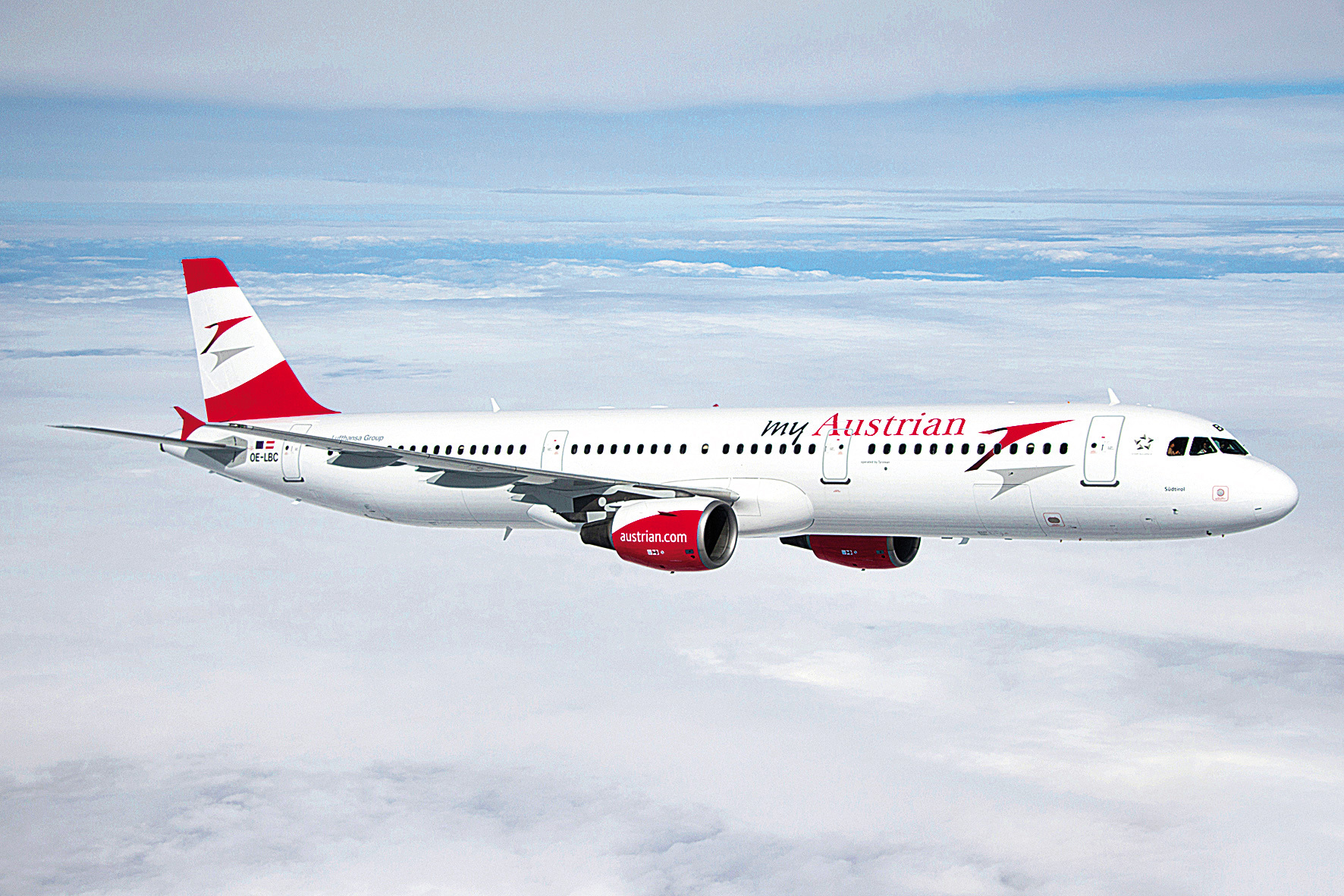 Austrian Airlines a lansat curse directe spre Iaşi, după Bucureşti şi Sibiu