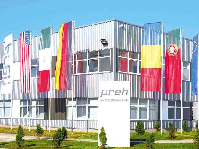 Producătorul de componente auto Preh încheie anul cu investiţii de 11 mil. euro la fabrica din judeţul Braşov