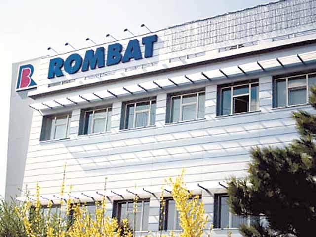Afacerile producătorului de baterii auto Rombat Bistriţa au crescut cu 10%, pînă la 386 mil. lei