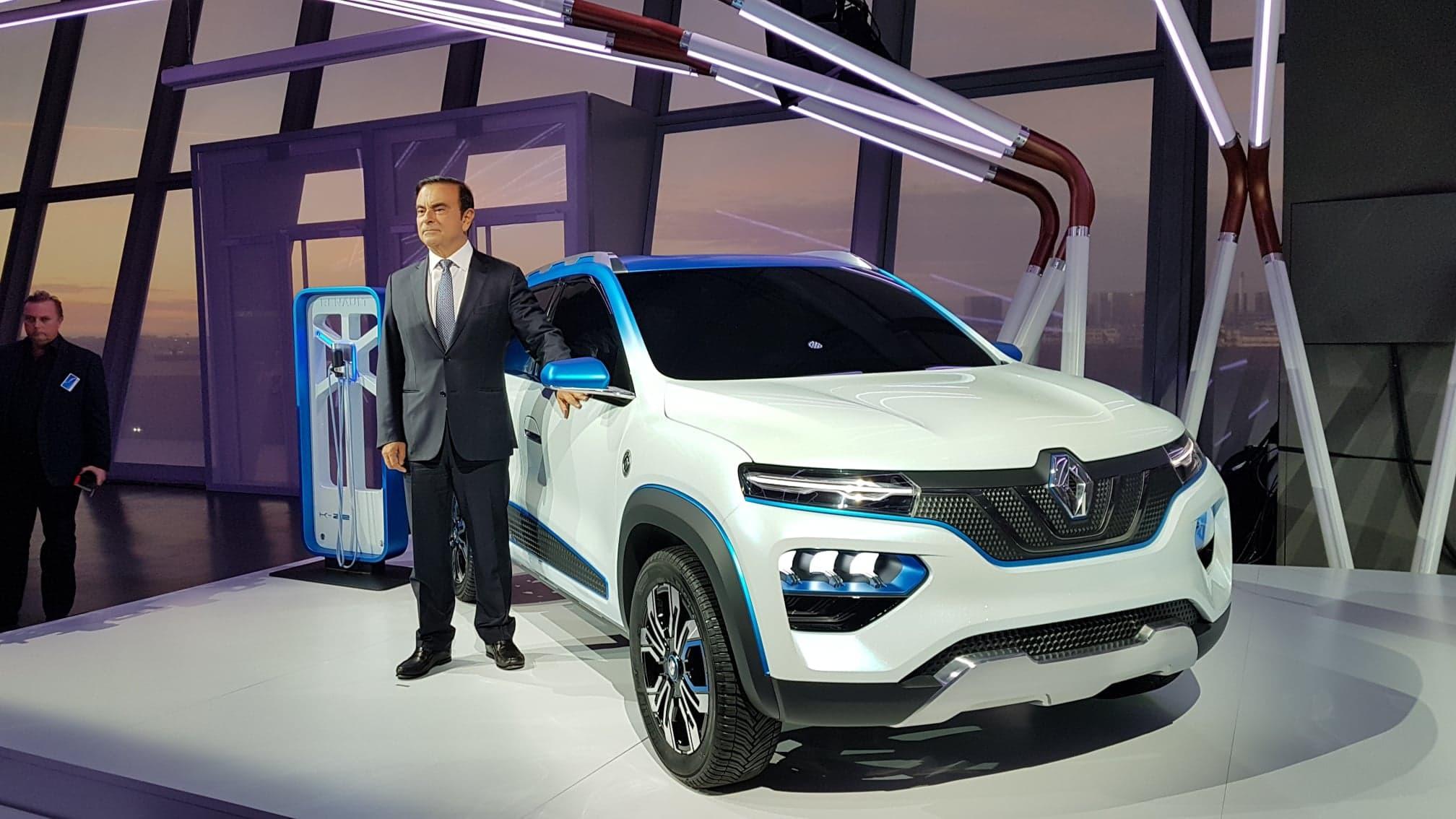 Am putea vedea o maşină electrică Dacia? Răspunsul acordat pentru ZF de către Carlos Ghosn, puternicul şef al Renault Group