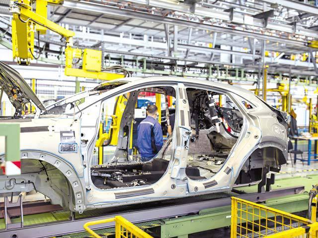 Ford anunţă până când opreşte producţia la Craiova:  Suspendarea temporară a producţiei fabricilor Ford la nivel european se prelungeşte până cel puţin pe data de 4 mai