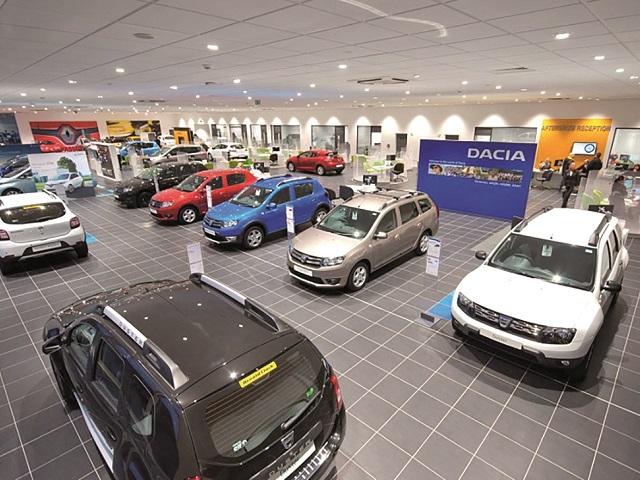 O veste bună: Dacia revine pe plus în Franţa. În iunie înmatriculările de autoturisme şi comerciale Dacia au crescut cu 9% pe o piaţă franceză care a urcat cu 2,4%