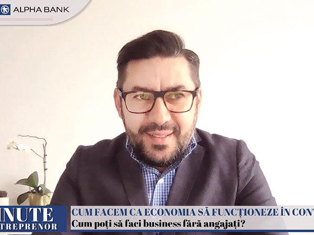 ZF 15 minute cu un antreprenor. Puiu Dârlea, cofondator al Jetpoint: Credem  că România este undeva la 10% cu nevoia de spălare auto acoperită, există  potenţial de creştere