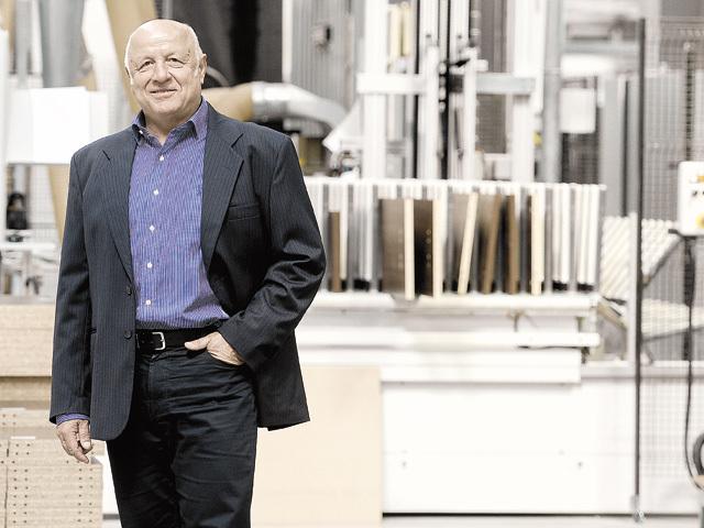 Lemet investeşte 22 mil. lei într-o fabrică de mobilă din lemn masiv şi aşteaptă vânzări mai mari cu 10%