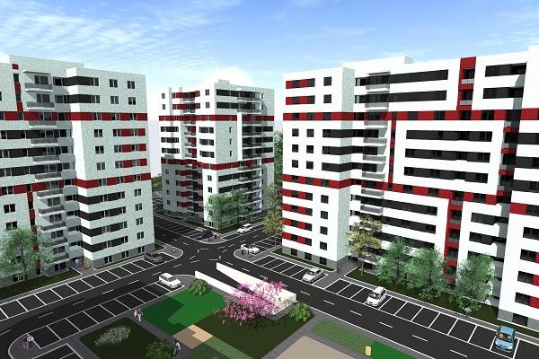 Proiectul rezidenţial cu 1.300 de apartamente de pe terenul Turbomecanica face primii paşi