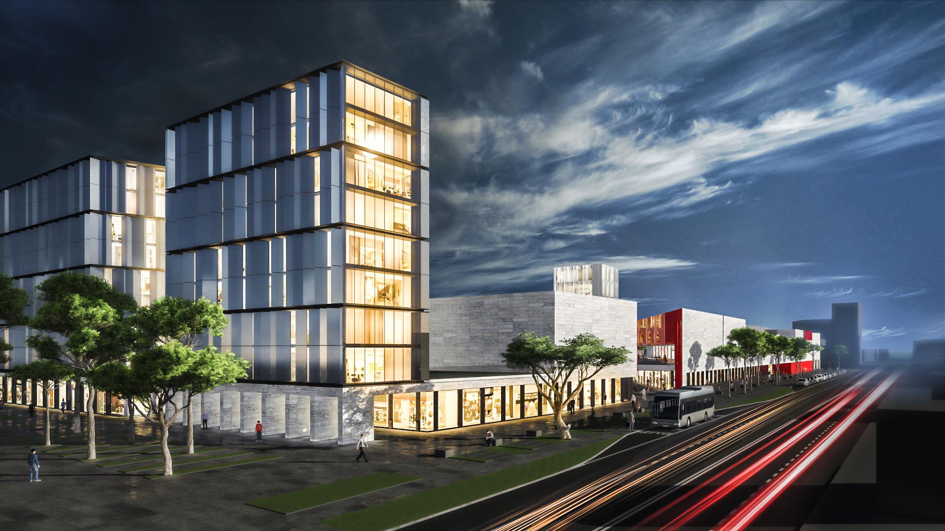 Familia Mudura, care a dezvoltat mallul Lotus din Oradea, investeşte 60 mil. euro într-un proiect imobiliar mixt în oraşul de pe Crişul Repede