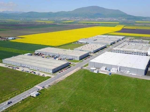 Un parc industrial din judeţul Braşov a atras opt companii care au creat 4.000 de locuri de muncă