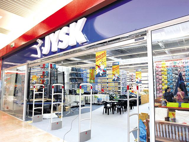 JYSK deschide al treilea magazin din Braşov şi ajunge la o reţea de 61 de unităţi