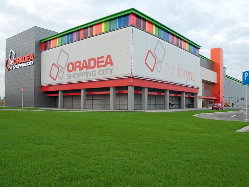 Mallul Oradea Shopping City a fost cumpărat cu 8 mil. euro de familia Mudura, proprietară a unui alt centru comercial din Oradea