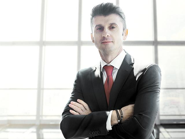 Antreprenorul arădean Valentin Morar ridică un complex cu 955 de apartamente în Timişoara