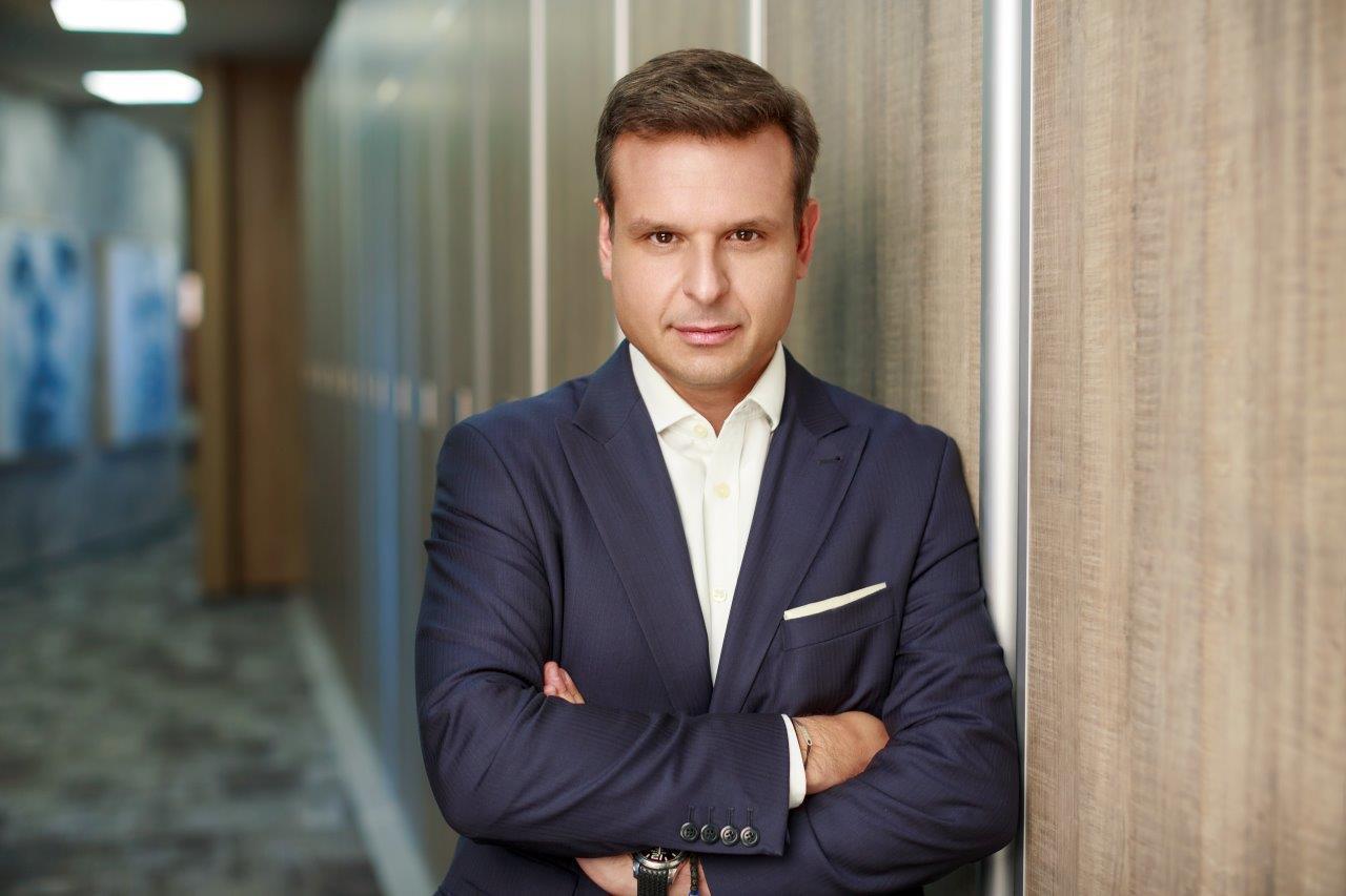 Globalworth, cel mai mare proprietar de birouri, a raportat la şase luni venituri operaţionale de 51 mil. euro, plus 135% şi a ajuns la un portofoliu de peste 2 mld. de euro