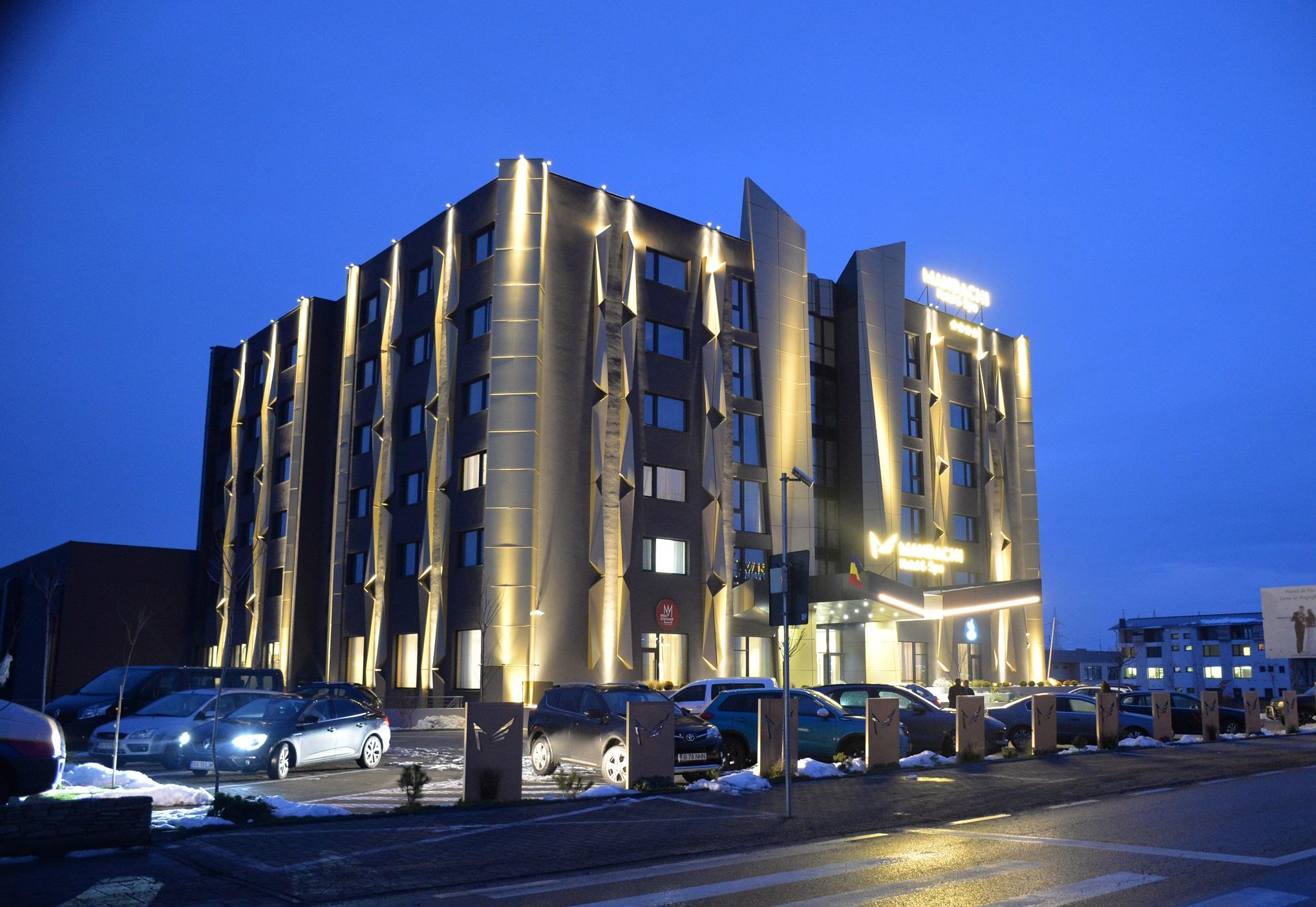 Antreprenorul care a dezvoltat lanţul de restaurante Spartan a investit 7 mil. euro într-un hotel cu centru spa în Suceava