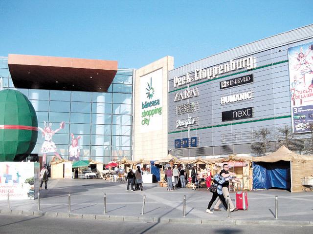 Afacerile Băneasa Developments, firma care operează mallul Băneasa, s-au apropiat de 250 mil. lei în 2018, după o creştere de 5%. Marja de profit a scăzut