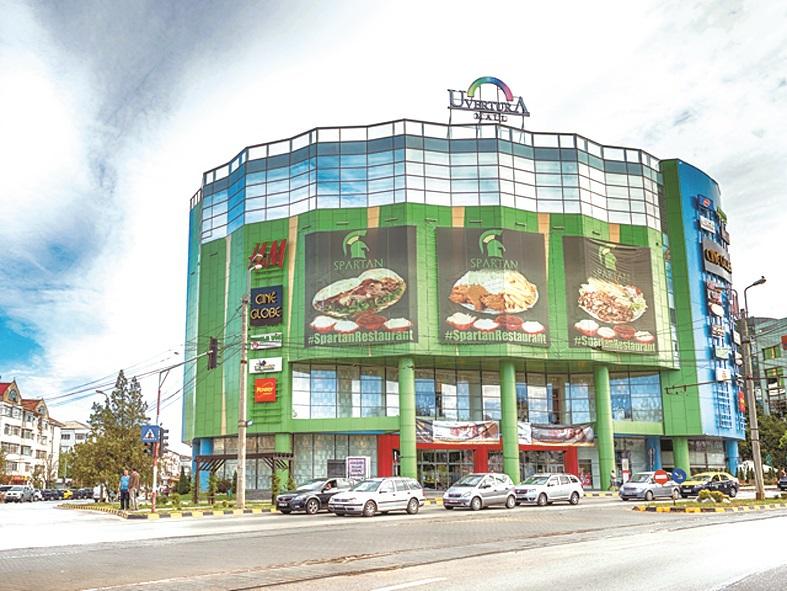 Uvertura Mall din Botoşani a ieşit din insolvenţă şi a intrat în reorganizare juridică. Chiriaşii au avut anul trecut vânzări în valoare de 59,5 milioane de lei, cu 7,6% mai mult faţă de anul anterior