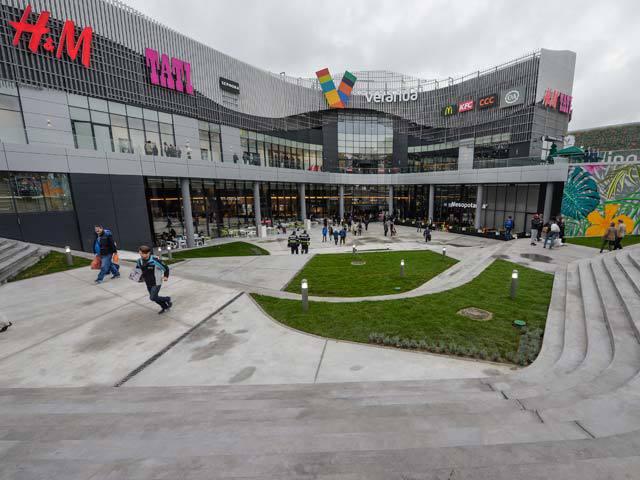 Familia Pogonaru, proprietarii mallului Veranda din Obor, încheie în trimestrul 3 procesul de extindere a centrului comercial