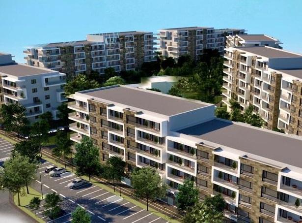 Antreprenori locali. Ştefan Cherciu investeşte 35 mil. euro într-un proiect nou de locuinţe în Craiova, în faţa fabricii Ford. QFort Residence va avea 500 de apartamente